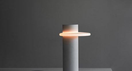 Filippo Mambretti Designs the Dulce Lamp for Gantri