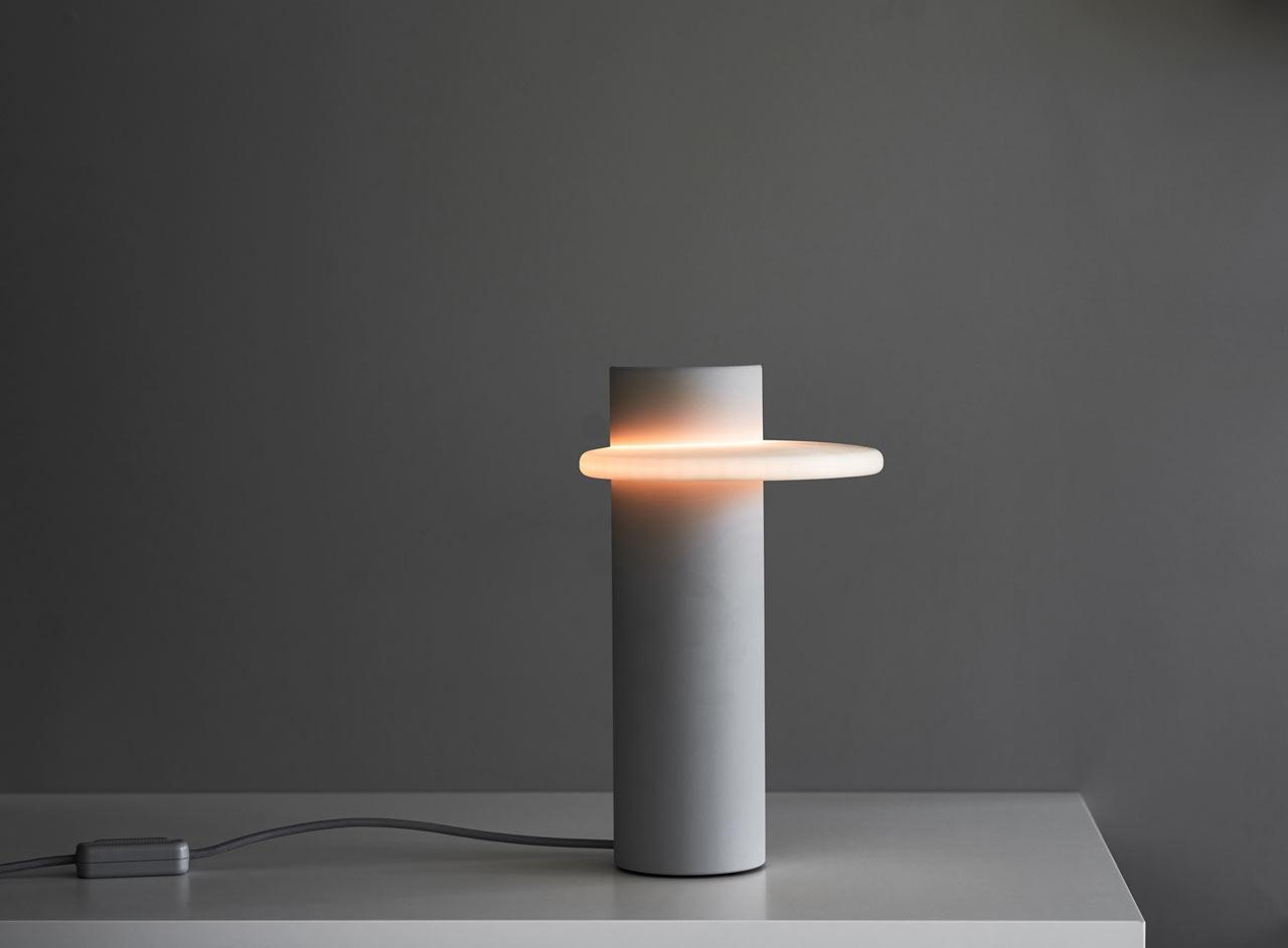 Filippo Mambretti Designs the Dulce Lamp for Gantri