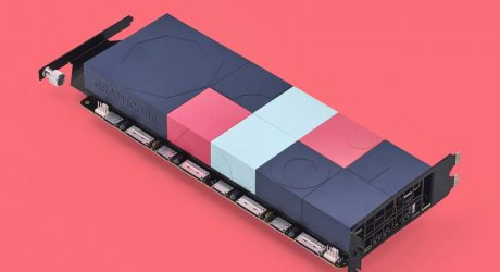 Graphcore's Colorful Hardware Was Designed by Algorithmic Software
