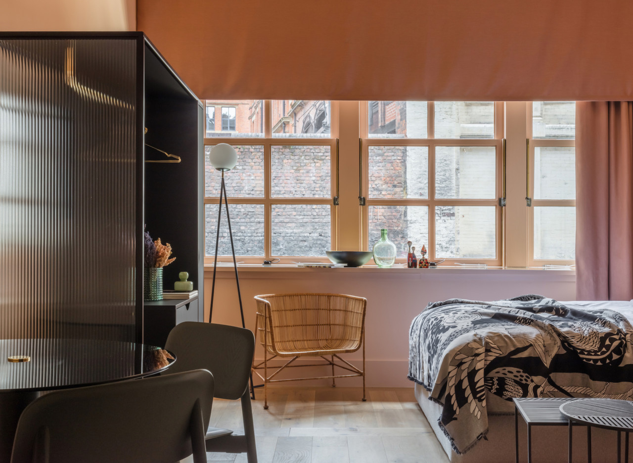 Grzywinski+Pons Infuses the Whitworth Locke Hotel with a Classic Yet Contemporary Charm