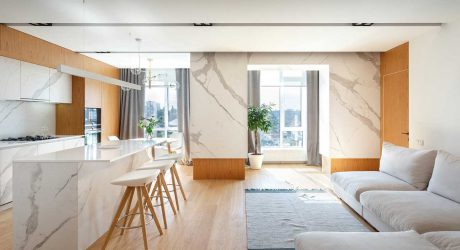 A Dnipro Apartment That Focuses On The Kids Without Compromising Design