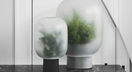Studio Rem Encapsulates the Calm of a Foggy Day