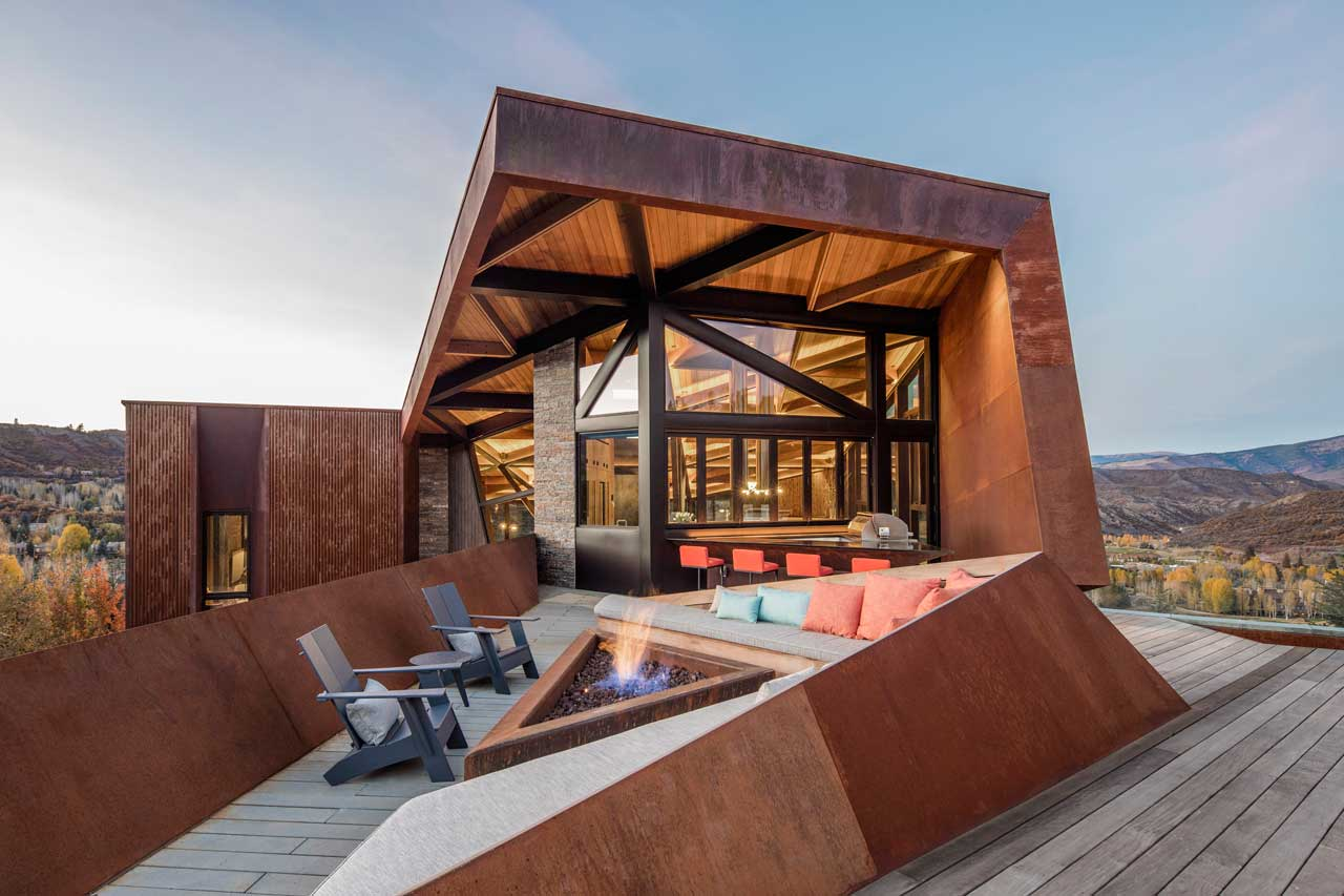 Owl Creek Residence Was Designed as a Place to Create Deeper Connections