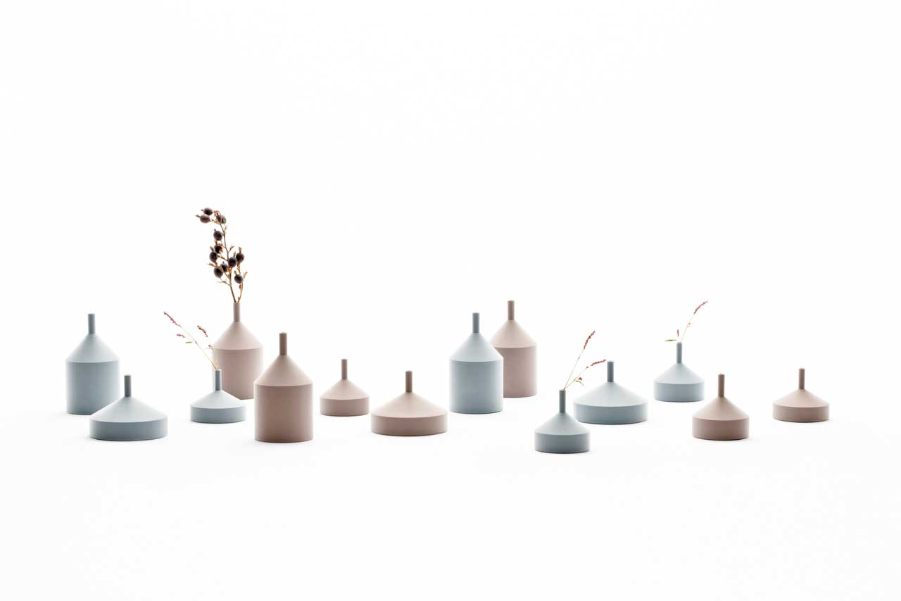 The 3D Printed Unfinished Vase by Doogdesign