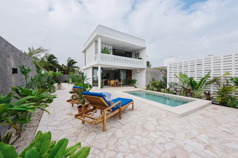 Casa Sebastian Is a Relaxing Pad Surrounded by Nature in the Yucatán Peninsula