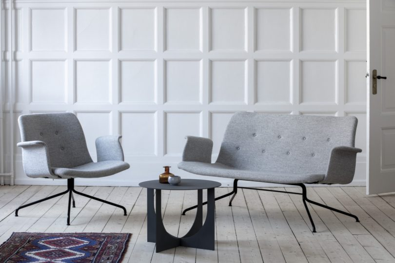 Bent Hansen Introduces the Primum Sofa and Lounge Chair