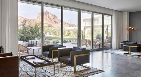 Mountains + Mid-Century Modern: MARKZEFF's Balances Both at the Mountain Shadows Resort in Arizona