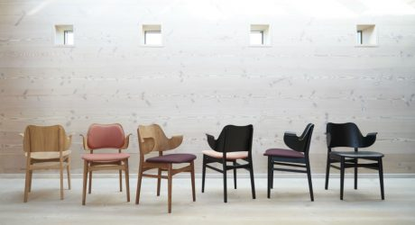 Warm Nordic Relaunches Hans Olsen's Iconic Gesture Chair