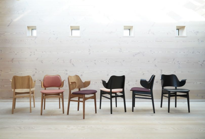 Warm Nordic Relaunches Hans Olsen?s Iconic Gesture Chair
