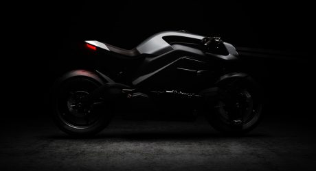 The Tesla of Electric Motorcycles: The Arc Vector