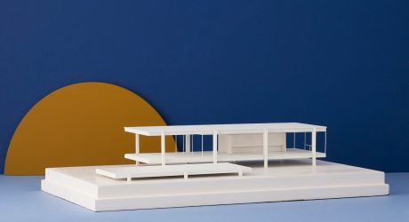 How Chisel & Mouse Crafts a 3D Model of the Iconic Farnsworth House