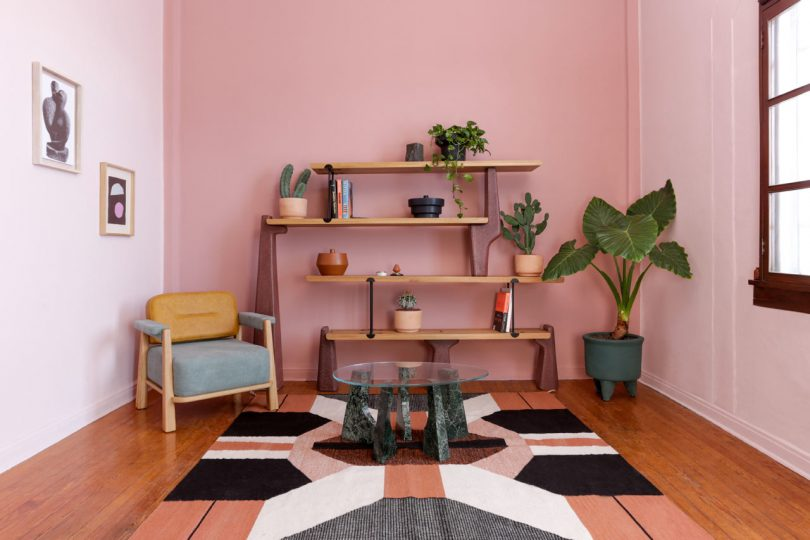 A Stable Bookcase Inspired by Last Year?s Earthquake in Mexico