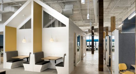 Marvin Windows and Doors Remodels Their Minnesota Office with a Nordic Feel