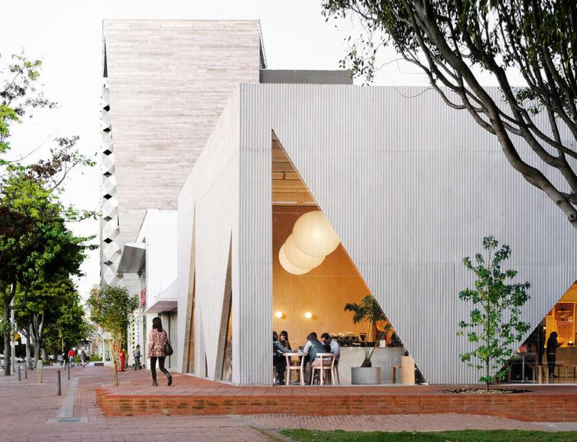 卡迪纳工作室设计世界最美的现代咖啡馆之一
