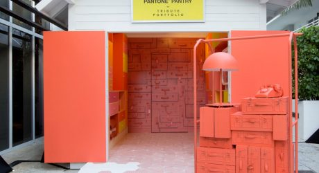Pantone & Tribute Portfolio Debut Pantone Pantry: An Interactive Pop-Up to Debut the 2019 Pantone Color of the Year