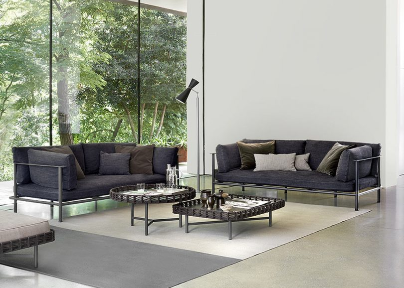 Chiara Andreatti Creates Two Outdoor Collections for Potocco