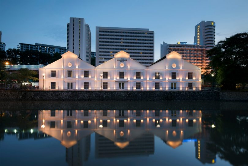 A Spice Warehouse, Illegal Distillery and 80s Rave Disco Reincarnates as a Boutique Hotel Along the Singapore River