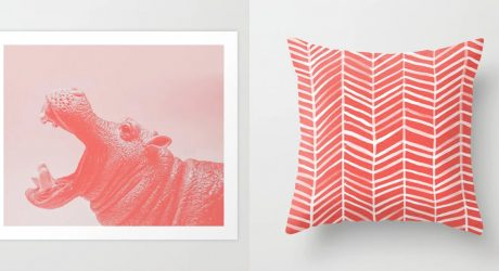 Celebrating Pantone's Color of the Year with Society6