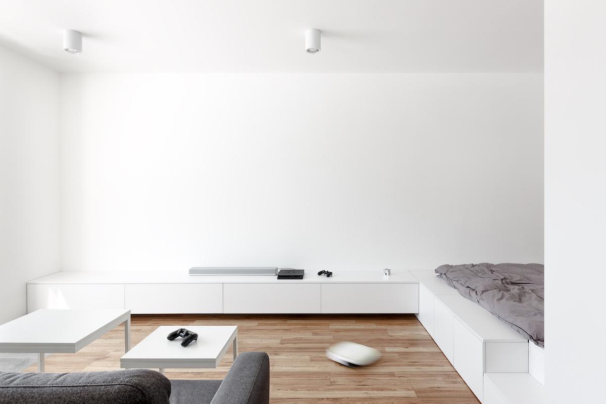 Menchuks Apartment by Hrystia Koliasa