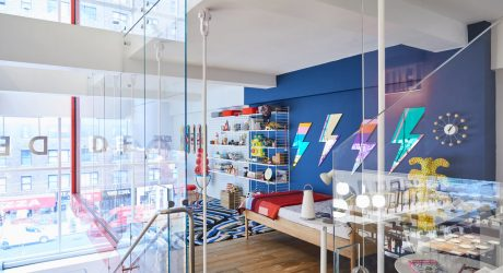 """""""A Playful Home"""": A Collaborative Installation by Design Within Reach and kinder MODERN"""