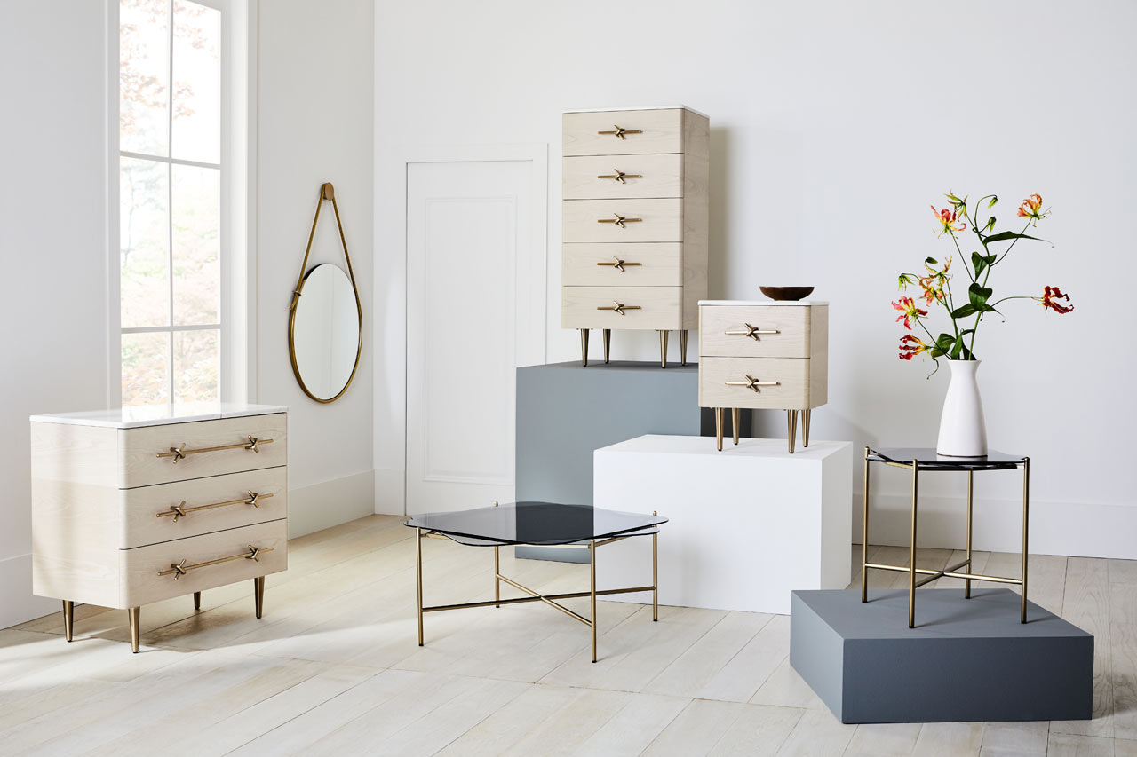 Debra Folz Launches New Collaboration with West Elm