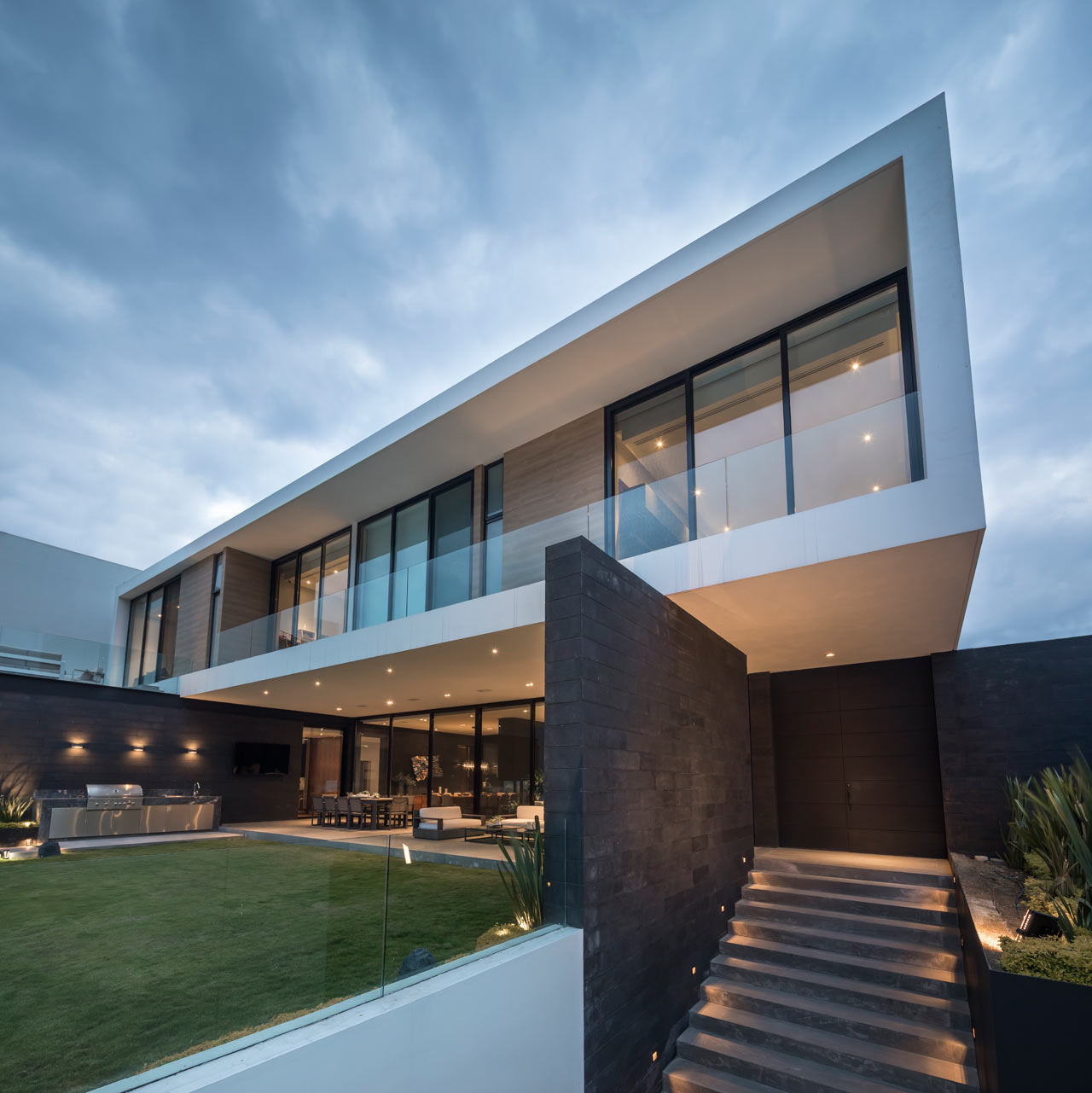 GLR Arquitectos Designs the Dreamy ER House in Monterrey, Mexico