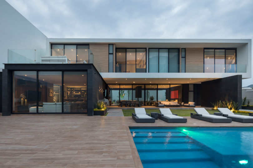 GLR Arquitectos Designs the Dreamy ER House in Monterrey, Mexico