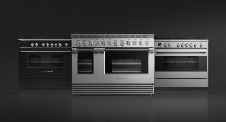Fisher & Paykel Introduces New Zealand's Organic Modernism to American Kitchens