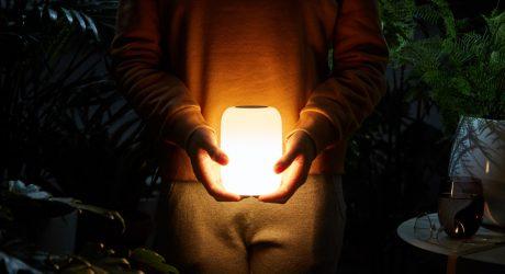 The Casper Glow Is a Gesture Toward Restful Sleep