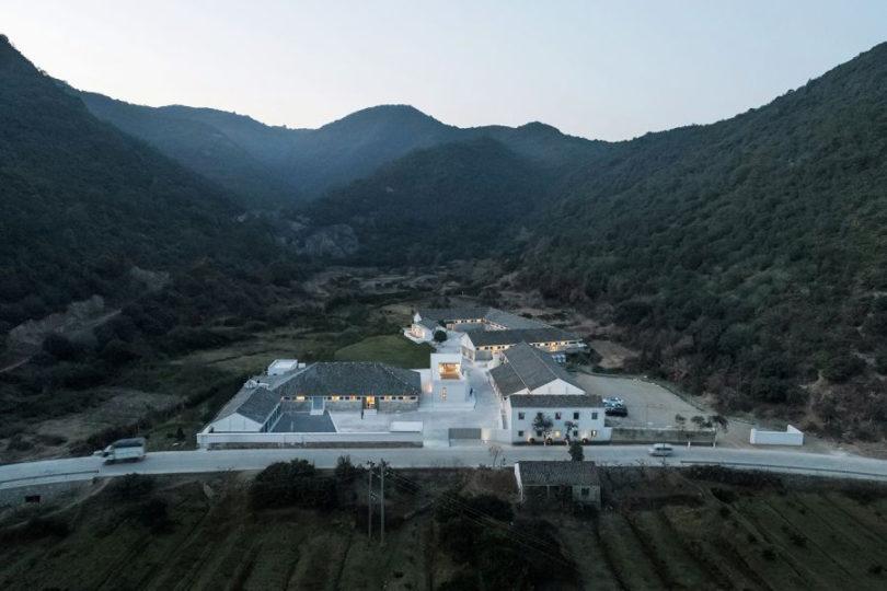 Miya Lost Villa A Rural Chinese Barn Resort Draws Crowds Away From