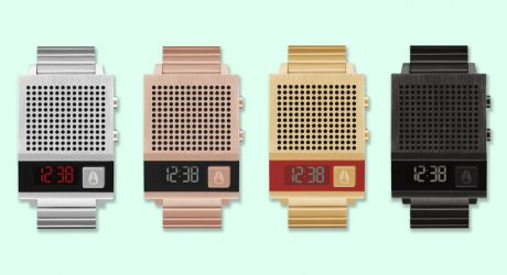 Nixon Refreshes a Decade Old Design With Dork Too Watches