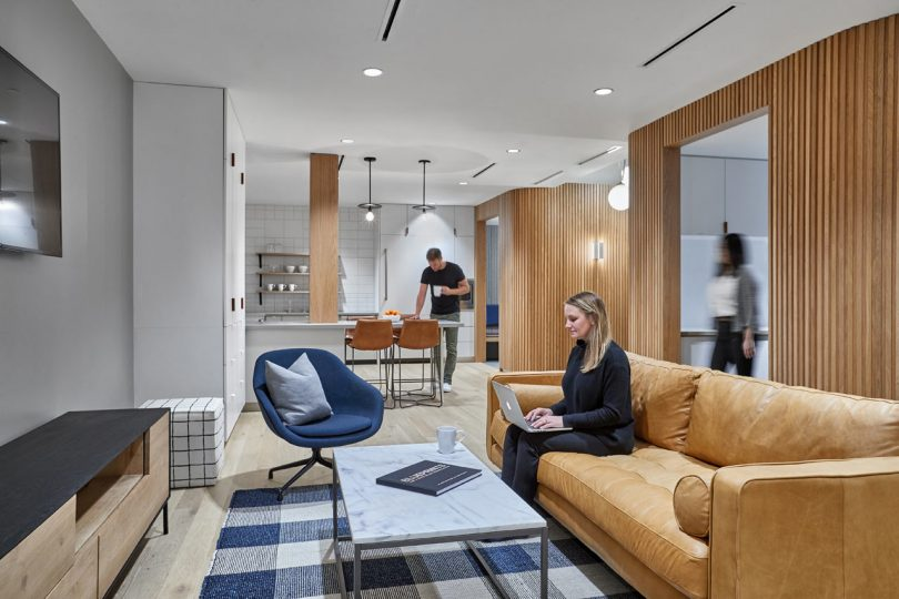 Studio O+A Designs New Offices for Sapphire Ventures in Palo Alto