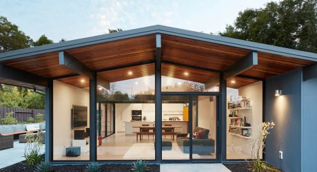 Klopf Architecture Remodels a Dark Eichler Home in Palo Alto