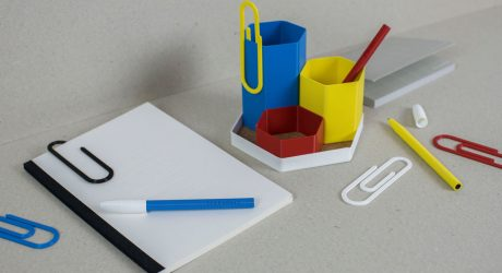 Batch.works and Paperchase Launch the First 3D Printed Stationery Collection