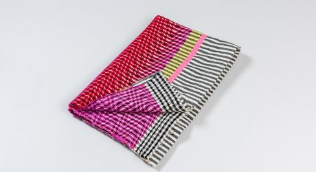 Sarah Wertzberger's Original Modern Blanket Designs