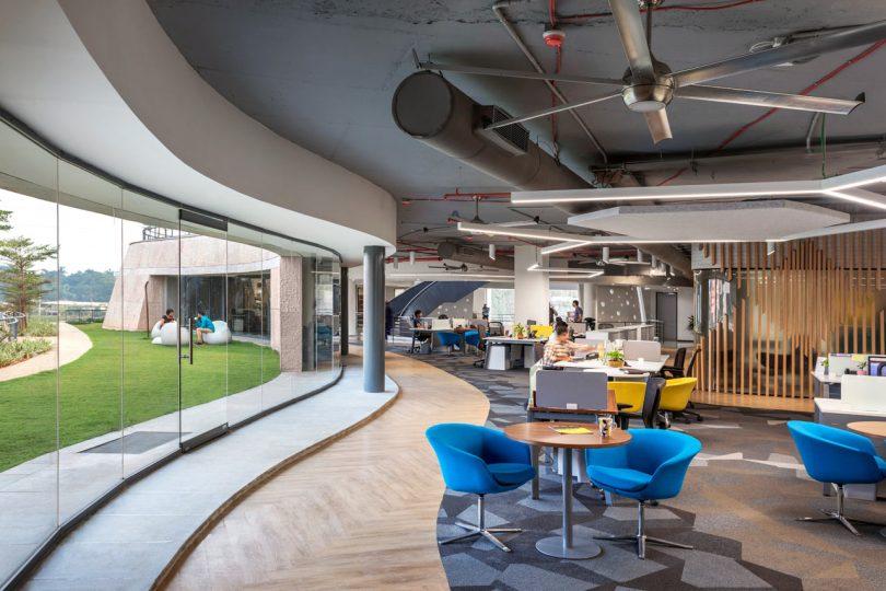 M Moser Associates Designs a New Headquarters for Titan Bangalore