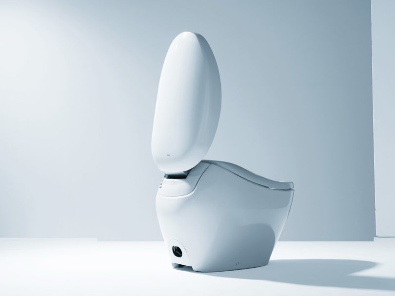 TOTO NEOREST NX Series Intelligent Toilet Will Make Anyone