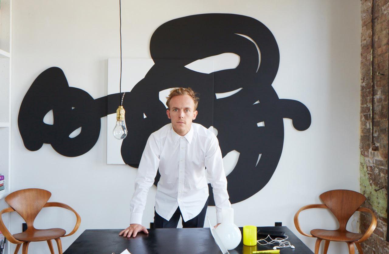 Where I Work: William Richmond-Watson