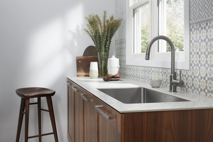 A New Trend in Kitchen Design: Wilsonart Introducing THINSCAPE? Performance Tops at KBIS