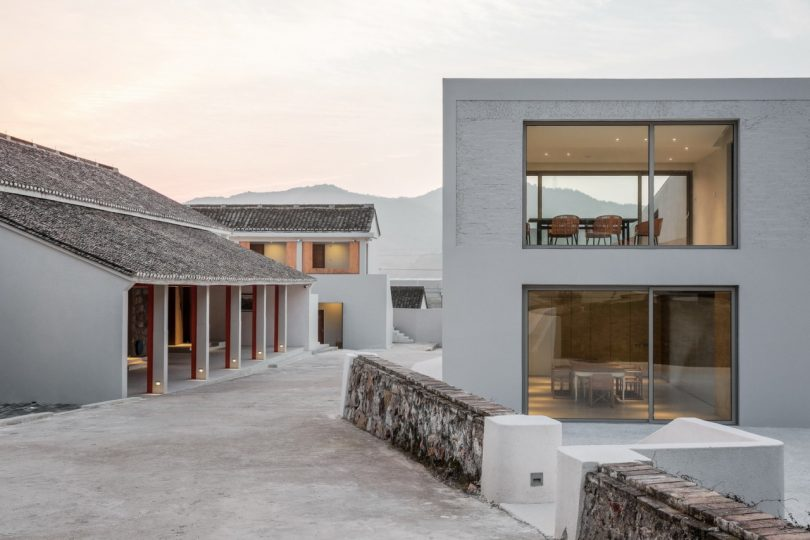 Miya Lost Villa, a Rural Chinese Barn Resort, Draws Crowds Away from Shanghai