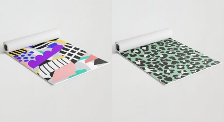 Modern, Artist-Designed Yoga Mats from Society6
