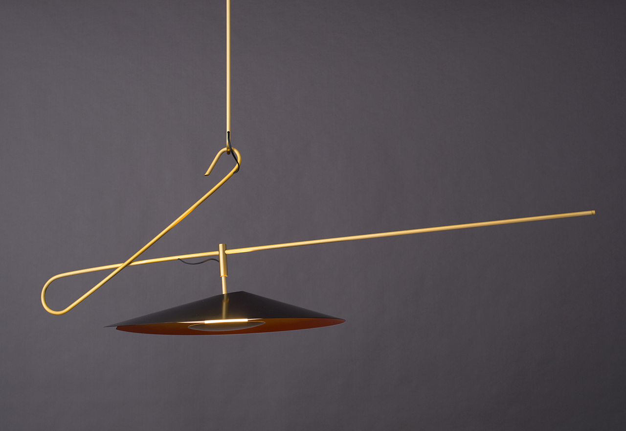 The Treble Lighting Collection Explores Balance and Reduction