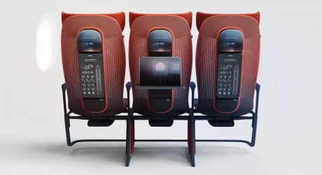 Digitally-Knitted Airbus Move Is the Aeron of Airline Seating