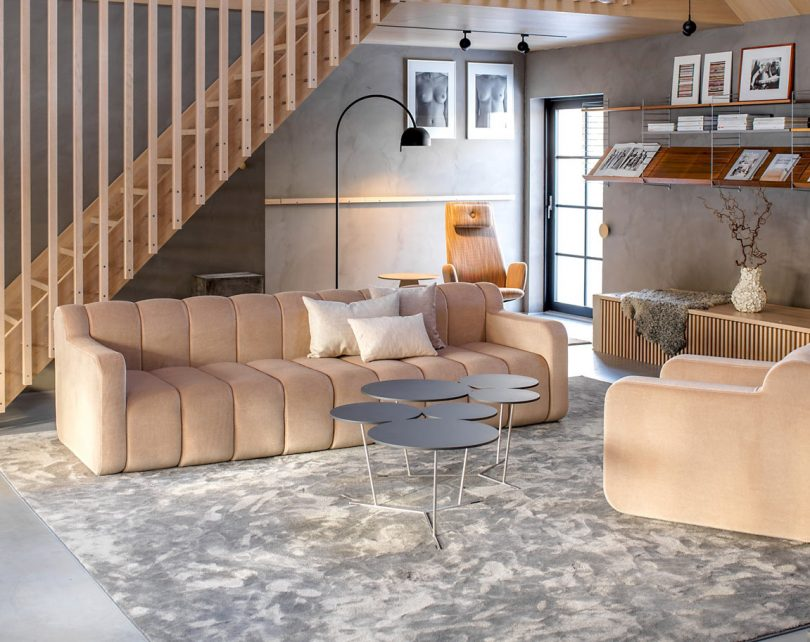 Blå Station Brings the Bob Sofa Home