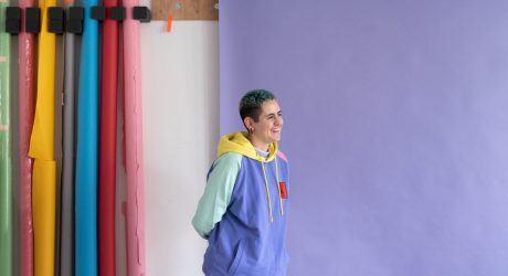 Friday Five with Kate Moross