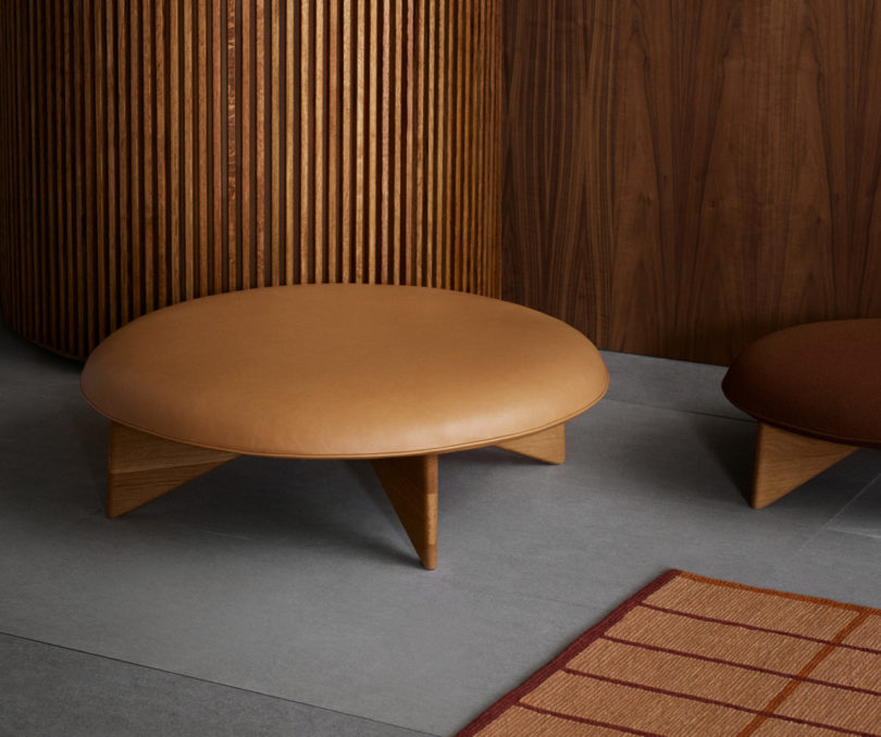 A Stool in the Fogia Collection