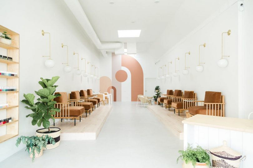 A Soothing, Self-Care Focused Nail Salon in San Diego