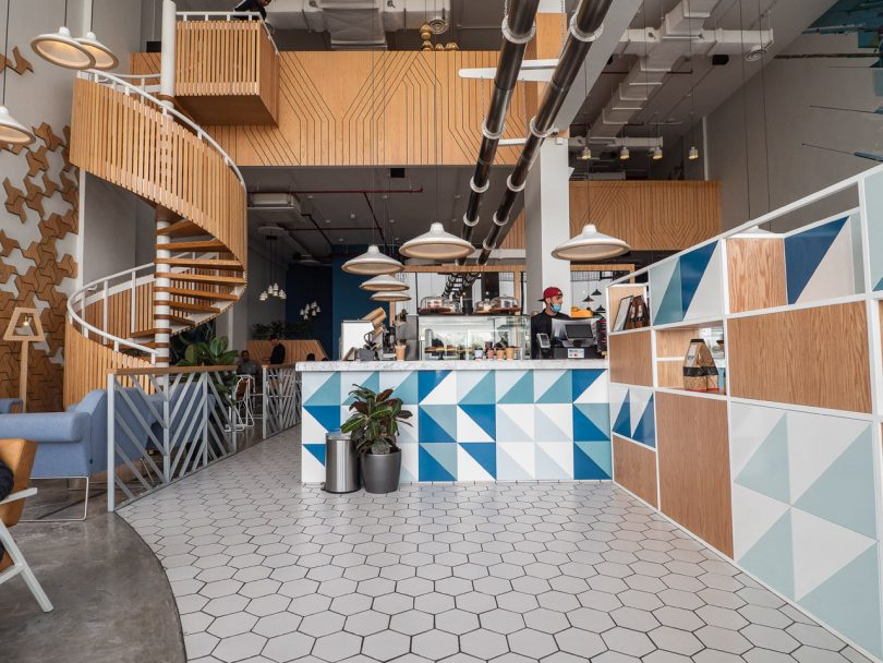 Liqui Design Completes its Third Brew92 Coffee Shop