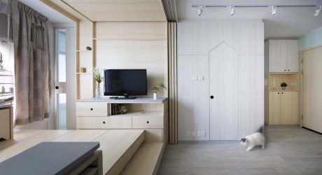 A Hong Kong Home for Two Generations and Their Beloved Pets