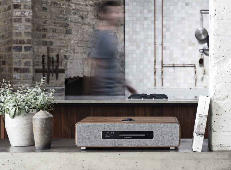 Ruark Audio R5 Music System Crafts Form Into Function